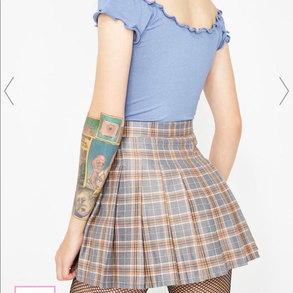 8187869ccfa496 Dolls Kill Skirts | School Girl Skirt | Poshmark